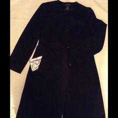 Black Kenneth Cole Coat
