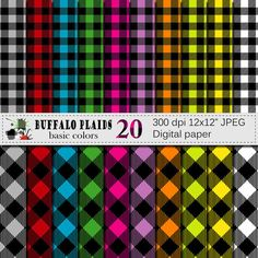 Check out this item in my Etsy shop https://www.etsy.com/listing/264163535/buffalo-plaid-digital-paper-set