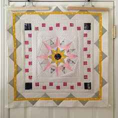 Added on the next border. #seamqgbom Thanks for the great  pattern ladies. It's good to follow instructions sometimes :)