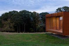 JA+U : Guesthouse Ancram / New York by HHF + Ai Weiwei © Iwan Baan