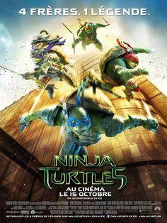 Ninja Turtles est un film de Jonathan Liebesman avec Megan Fox, Will Arnett. Synopsis : Tenez-vous prêts : quatre héros de légende vont bientôt faire parler d'eux à New York…Leonardo, le leader, Michelangelo, le beau gosse, Raphael, l