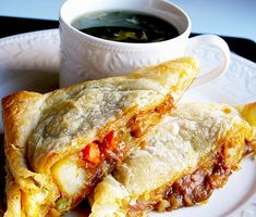 Japanese food - Japanese Curry Puffs