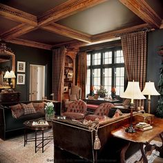 sidelocks-and-foxhounds:  preppycollegeguy:  Awesome den  TumbleOn)