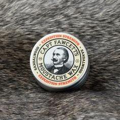 Captain Fawcett Moustache Wax Expedition Strength 15ml Moustache, Wax, Strength, Collection, Mustache, Moustaches, Laundry, Electric Power
