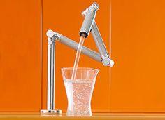 Robotic Arm Faucet Design – Kohler's Karbon Faucet