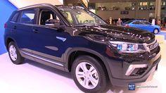 2016 Changan CS 75 AWD Blue Core - Exterior and Interior Walkaround - 20...