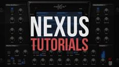 Here is a beginners guide on how to use the Nexus VST plugin by reFX. Learn about the interface, loading Free Nexus presets, and how to make trap beats. How To Make Traps, Music Software, Tips Online, In 2019, Great Videos, Online Courses, Being Used, Tutorials, Learning
