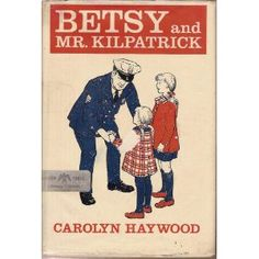 I Soooo remember this one! I think I read every Betsy book that Carolyn Haywood wrote up to the 1970's