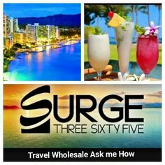 Plan a trip to the beach. Travel Wholesale instead of Retail.  Earn $1,000  #traveling #vacations #paid #lux #lifestyle #getaway #money www.surge365.com/wantmoretravel