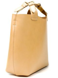Zara-buffalo-leather-plaited-Shopper-nude-color-1