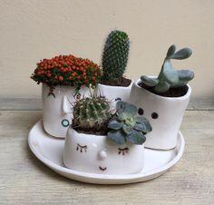 Little pots