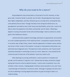nurse admission essay example whydoyouwantto com know more about writing a personal statement about why do you want to be a nurse by clicking here