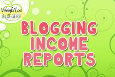 We are now sharing #blogincomereports from everyone - so lets get sharing and other people are welcome - just comment below to be added :)