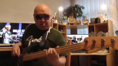 Classic Funk 80's Bar   Kays Holy Ghost HD720 m2 Basscover Bob Roha