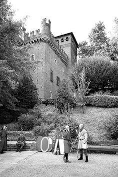 Torino, Borgo Medioevale, castello