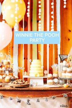 The days are getting shorter, and weather is getting colder. Welcome winter with Winnie the Pooh, Piglet, Eeyore, and Tigger too! Create a DIY winter party inspired by the Hundred Acre Wood with these wonderfully delightful DIY crafts, activities and recipes.
