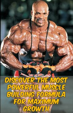 Discover the most powerful muscle building formula for maximum muscle growth #bodybuilding #supplements #diet #workout #fitness #health