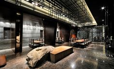Haneda japanese restaurant realizado por Kris Lin Interior Design - Noticias de Arquitectura - Buscador de Arquitectura