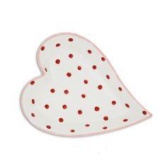 Home decor 4 Seasons - Candy Heart Plate, $16.00 (http://www.homedecor4seasons.com/candy-heart-plate/)