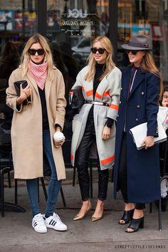 #street #fashion NYFW style x 3 @wachabuy
