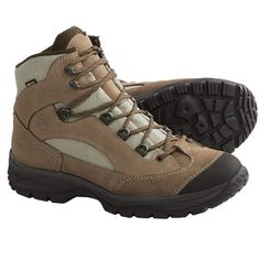 9cc89505c0e Hanwag Banks Gore-Tex® Hiking Boots - Waterproof (For Women) in Gemse