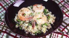 Clinton Kelly's Spectacular Shrimp Scampi