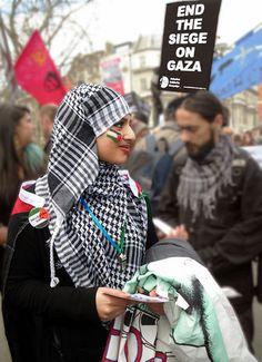 A Palestinian Beauty