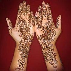 Henna (para profesionales ;))