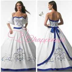 Source 2013 design royal blue wedding dress on m.alibaba.com