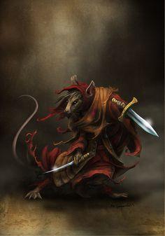 commission: techno fantsay ratfolk by bobgreyvenstein on DeviantArt
