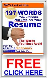 Administrative Assistant Resume Writing | Resume Writing Dictionary