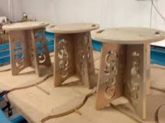 Image result for cnc stool