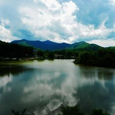 Lake Junaluska, NC. This place is dear to my heart and will always remind me of my grandmother!