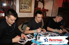 Группа «Марсель» - Автограф-сессия - Автографомания ©