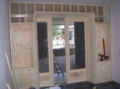 bouwfoto schuif deuren