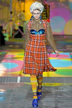 Meadham Kirchhoff Collections Fall Winter 2012-13