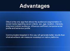 Behavior, Advertising, Social Media, App, Behance, Apps, Social Networks, Social Media Tips