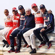 Happy 85th birthday to Formula 1 boss Bernie Ecclestone. #f1 #f1pics #f1images #f1latest #f12015 #formula1 #formulaone #racing #motorsport #gp #grandprix #birthday #ecclestone #mclaren #mercedes #scuderia #ferrari #redbull #renault #hamilton #button #alonso #webber #vettel #jb17 #keepfightingmichael