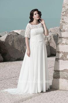 Robe de soiree blanche et rose