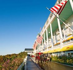 Mackinac Island, Michigan | Midwest Living trip guide