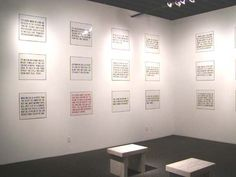 Jenny Holzer at Cheim & Read - Google 検索