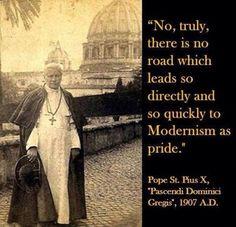 St Pius X Ora pro nobis!