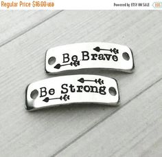 Shoe tags, hand stamped shoe tag, personalized running tag - pinned by pin4etsy.com