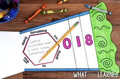 Ring in the New Year by having students reflect on their best moment in the previous year and set personal and academic goals for the New Year. This flap book gives students an opportunity to set meaningful SMART goals during the first couple weeks back after the holiday break.