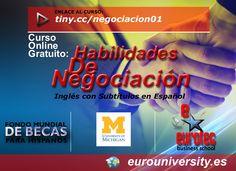 Curso Online Gratis: Habilidades de Negociación.