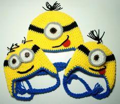 Minion-Hat-Free-Crochet-Patterns More