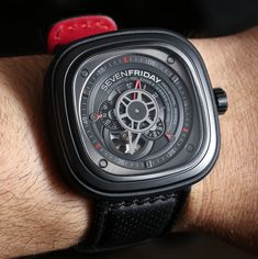 Sevenfriday Watches At The Little Diamond Shop Cool Watches, Watches For Men, Nixon Watches, Seiko Monster, Popular Watches, Affordable Watches, Mechanical Watch, Beautiful Watches, Watch Brands