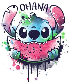Randy Smith Print On Demand E Commerce Design Work From Home Click Lilo And Stich, Lilo And Stitch Quotes, Disney Stitch, Kawaii Disney, Disney Art, Disney Movies, Cute Disney Drawings, Kawaii Drawings, Cute Drawings