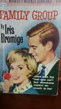 Iris Bromige Family Group #104 WOMAN'S WEEKLY LIBRARY 1964