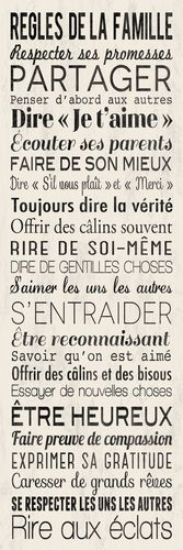Regles famille in Canada Regles famille Education Positive, Family Rules, French Quotes, Positive Attitude, Kids And Parenting, Decir No, Affirmations, Encouragement, Inspirational Quotes